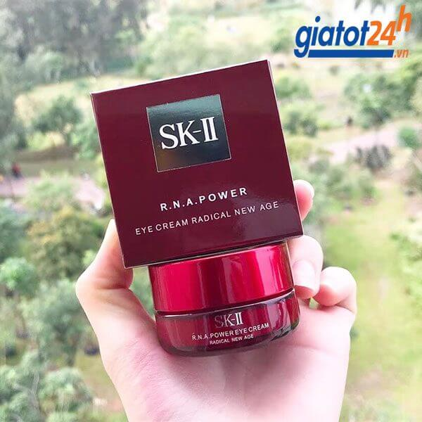 SK-II R.N.A Power Eye Cream Radical New Age trẻ hóa làn da mắt
