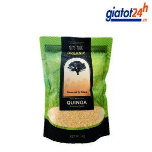 hạt quinoa nuts talk organic có tốt không