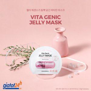 mặt nạ thuốc banobagi vita genic jelly mask có tốt không