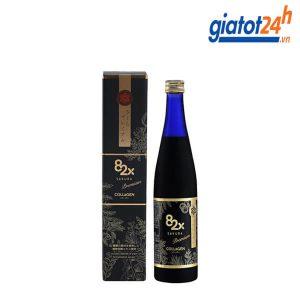 nước uống đẹp da 82x sakura collagen premium có tốt không
