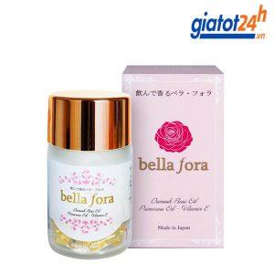 viên uống tinh chất hoa hồng bella fora có tốt không