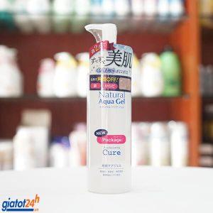 gel tẩy tế bào chết cure natural aqua gel có tốt không
