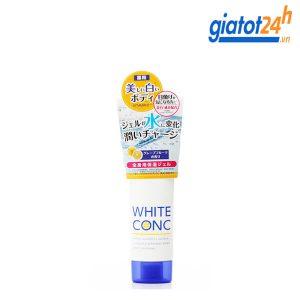 kem dưỡng trắng da white conc watery cream có tốt không