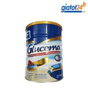 sữa bột dành cho người tiểu đường hương vani glucerna có tốt không