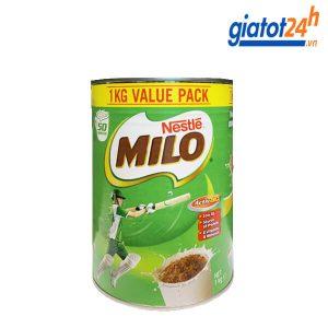 sữa bột milo nestlé value pack có tốt không