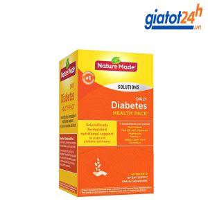 vitamin cho người tiểu đường nature made diabetes có tốt không