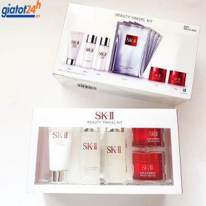bộ dưỡng da sk-ii beauty travel kit 9 món mua ở đâu