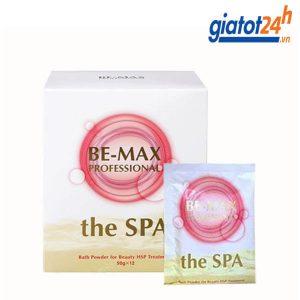 Bột tắm trắng Be-max the Spa có tốt không