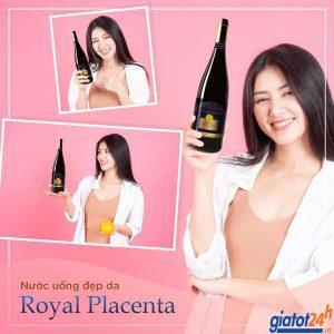 nước uống royal placenta 500000mg có tốt không