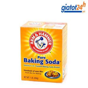 bột pure baking soda arm & hammer có tốt không