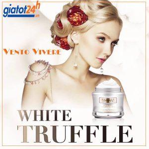 kem dưỡng da nấm trắng vento vivere truffle có tốt không