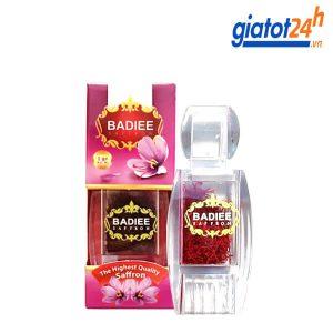 nhụy hoa nghệ tây saffrn badiee có tốt không