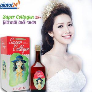 nước uống fuji super collagen có tốt không