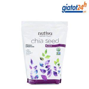 hạt chia nutiva nurture vitality có tốt không