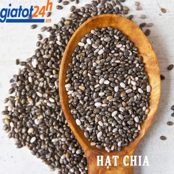 hạt chia seeds giàu omega 3 có giá bao nhiêu