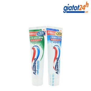 kem đánh răng aquafresh triple protection có tốt không