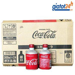 nước ngọt có gas coca cola nắp vặn 300ml có giá bao nhiêu