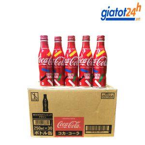 nước ngọt có gas coca cola phiên bản olympics tokyo 2020 mua ở đâu