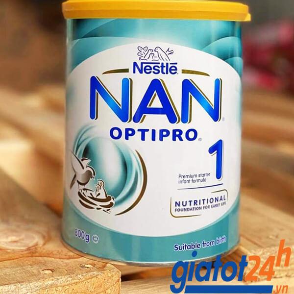 sữa bột nan optipro số 1 có tốt không