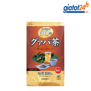 trà lá ổi giảm cân orihiro guava tea có tốt không
