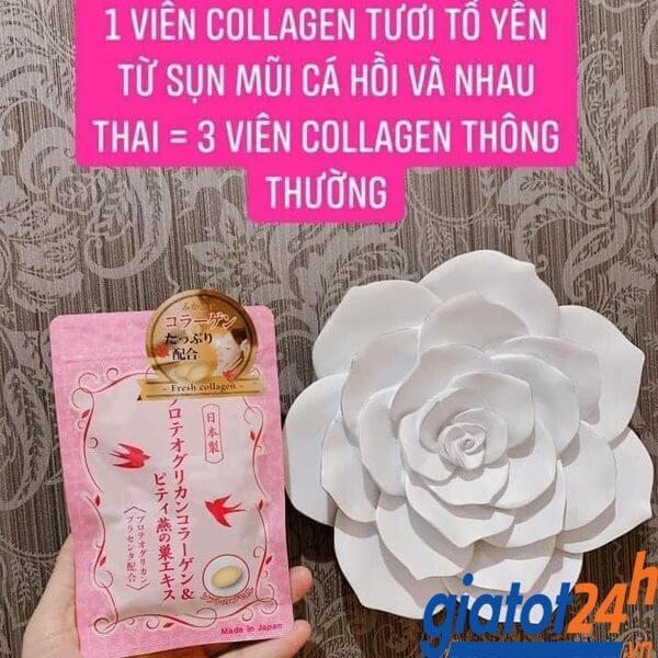 viên uống collagen tươi softcapsule có tốt không