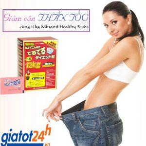 viên uống giảm cân 12kg minami healthy foods có tốt không