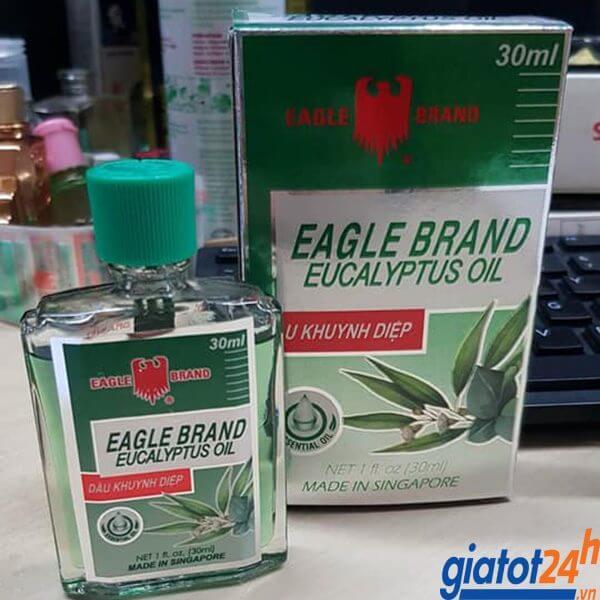 Dầu Khuynh Diệp Eagle Brand Eucalyptus Oil 30ml giá bao nhiêu