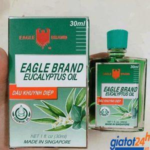 Dầu Khuynh Diệp Eagle Brand Eucalyptus Oil 30ml hiệu quả không