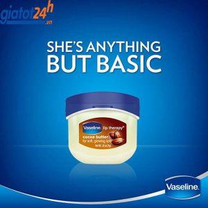 Sáp Dưỡng Môi Vaseline Lip Therapy Cocoa Butter 7gr Mỹ giá bao nhiêu