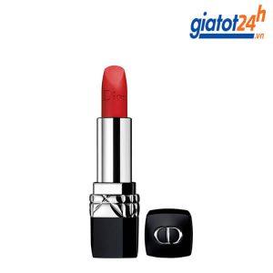 Son Dior Rouge Dior Couleur Couture 999 Matte