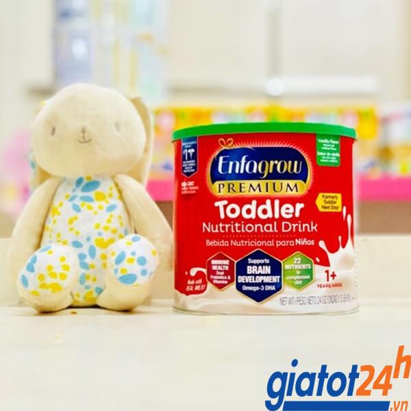 sữa bột enfagrow premium toddler nutritional drink có giá bao nhiêu