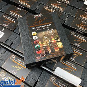 Kẹo Socola Nhân Rượu Kirkland Signature Liquor Belgian Chocolates mua ở đâu