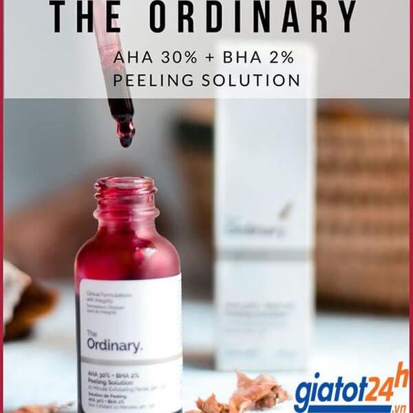 Serum Tẩy Tế Bào Chết The Ordinary Peeling Solution giá bao nhiêu