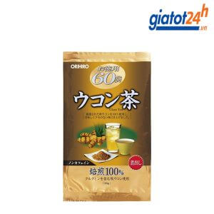 Trà Nghệ Orihiro Ukon Tea