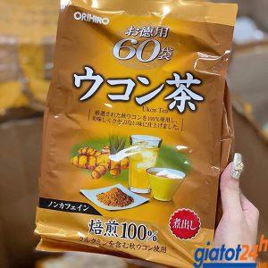 Trà Nghệ Orihiro Ukon Tea giá bao nhiêu