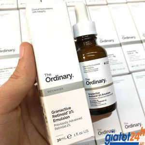 Chống Lão Hóa The Ordinary Retinoids Granactive Retinoid 2% Emulsion giá