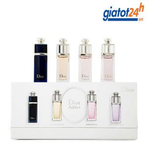 Gift Set Nước Hoa Dior Addict LA Collection