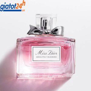 Lọ Nước Hoa Miss Dior Absolutely Blooming thơm lâu