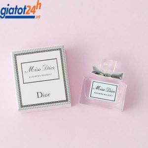Nước Hoa Miss Dior Blooming Bouquet Mini nơi bán