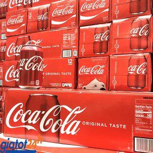 Nước Ngọt Coca Cola Original Taste 355ml bán ở đâu
