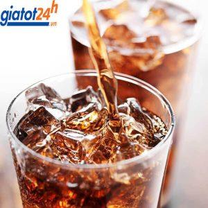 Nước Ngọt Coca Cola Original Taste 355ml ngon hơn khi uống lạnh!