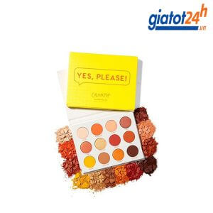 Phấn Mắt 12 Ô Colourpop Yes Please Shadow Palette