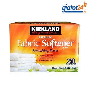 Giấy Thơm Kirkland Premium Fabric Softener Refreshing Scent