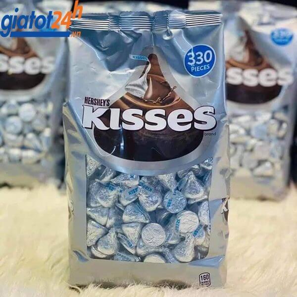 Kẹo Socola Hershey's Kisses Brand bán ở đâu