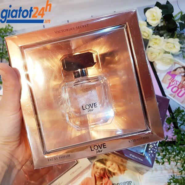 Nước Hoa Victoria's Secret Love Star Eau de Parfum giá bao nhiêu
