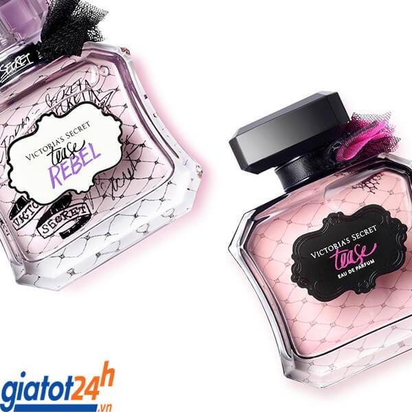 Nước Hoa Victoria's Secret Tease Eau de Parfum cách dùng
