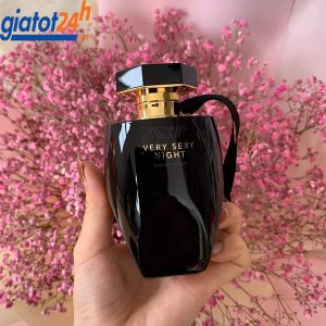 Nước Hoa Victoria's Secret Very Sexy Night Eau de Parfum giá