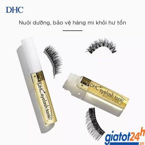 Serum Dưỡng Mi DHC Eyelash Tonic review