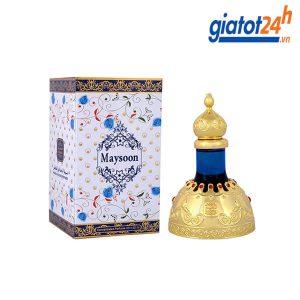 Tinh Dầu Dubai Naseem Maysoon Concentrated Perfume Oil