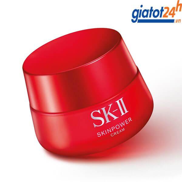 Kem Chống Lão Hóa SK-II Skin Power Cream hiệu quả không